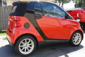 2008 Smart Passion cabriolet.