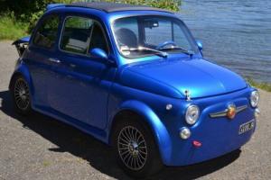 1966 Fiat 500 --
