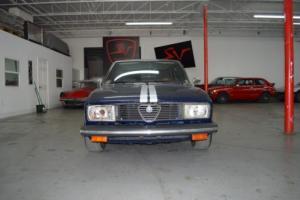 1978 Alfa Romeo Alfetta 2000 great investment! Photo