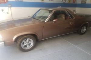1978 Chevrolet El Camino Photo