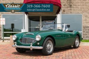 1957 Austin Healey 100-6 Roadster Photo