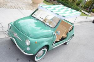 1971 Fiat 500 Jolly Collector's SEE VIDEO! Photo
