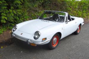 1972 Fiat 850 --