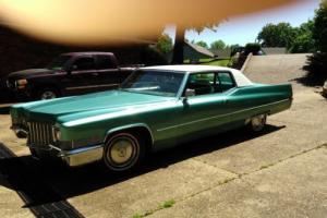1970 Cadillac DeVille DeVille