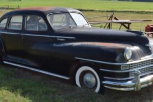 1948 Chrysler New Yorker Photo