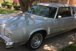 1977 Chrysler New Yorker Brougham Photo