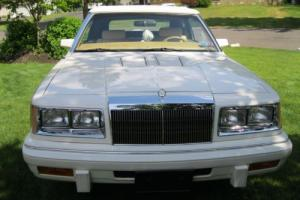 1986 Chrysler LeBaron for Sale