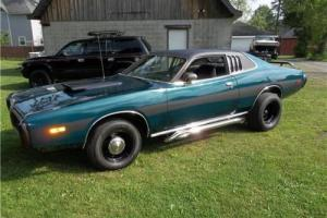 1974 Dodge Charger -- Photo