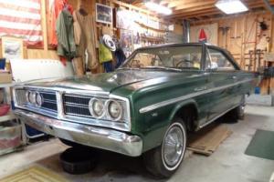 1966 Dodge Coronet 440 MODEL
