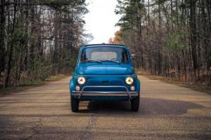 1971 Fiat 500 Photo