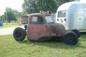 1949 GMC CAB OVER DIESEL Photo