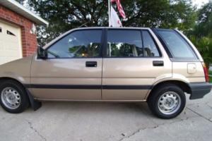 1986 Honda Civic Photo
