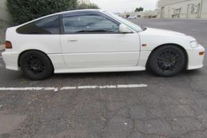 1989 Honda CRX Photo