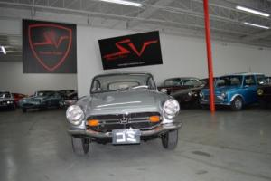 1967 Honda S800 Such a unique piece, price will only go up and up! Photo