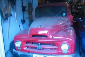 1955 International Harvester R110