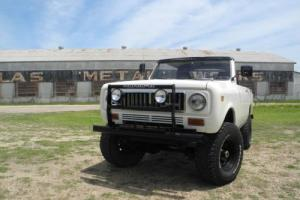 1974 International Harvester Scout SCOUT II Photo