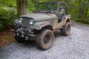 1981 Jeep CJ Photo