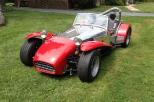 1984 Replica/Kit Makes Westfield Seven Photo