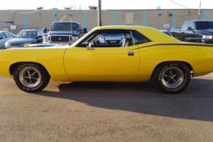 1972 Plymouth Barracuda Photo