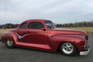 1948 Plymouth Buisness coupe Photo