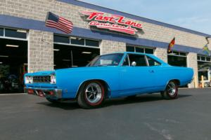 1968 Plymouth Road Runner Original Petty Blue Photo