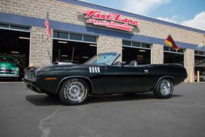 1971 Plymouth Barracuda 440 Six Pack Photo
