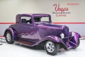1932 Plymouth 3 Window Coupe -- Photo