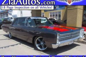 1967 Plymouth Fury -- for Sale