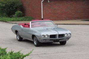 1970 Pontiac GTO Goat