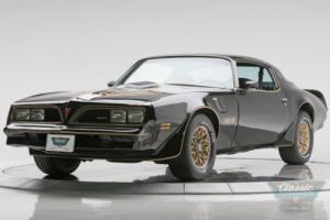 1978 Pontiac Trans Am Firebird 400 V8