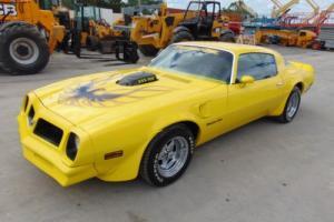 1976 Pontiac Trans Am FAST BIRD