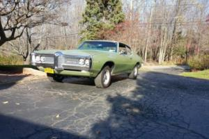 1969 Pontiac Custom S 428 Royal Bobcat