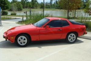 1987 Porsche 924 for Sale