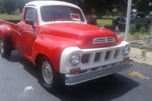 1957 Studebaker Transtar Deluxe