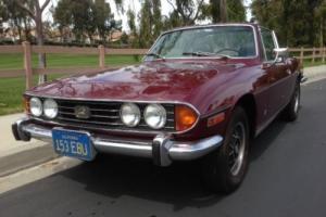 1971 Triumph Stag for Sale