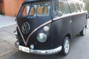 1969 Volkswagen Bus/Vanagon standart