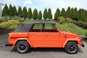 1974 Volkswagen Thing Photo