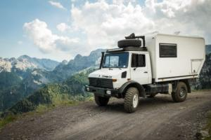 Mercedes-Benz Unimog U1300 Photo