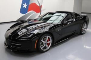 2014 Chevrolet Corvette STINGRAY 3LT AUTO NAV HUD