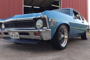 1968 Chevrolet Nova coupe