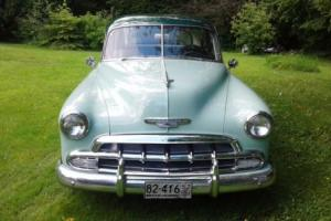 1952 Chevrolet Sport Coupe