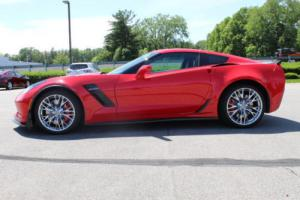 2015 Chevrolet Corvette 2dr Z06 Coupe w/2LZ