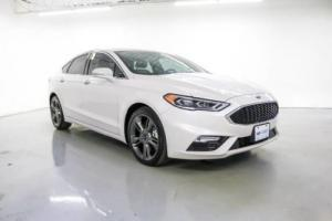2017 Ford Fusion Sport Photo