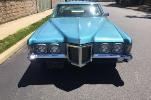 1969 Pontiac Grand Prix Ford Chevrolet dodge Buick Oldsmobile