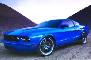 2011 Ford Mustang SEMA Magazine Car