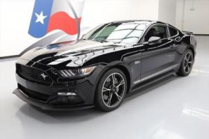 2016 Ford Mustang GT PREMIUM C/S 5.0L 6-SPEED NAV