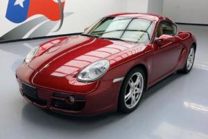 "2008 Porsche Cayman 5-SPEED XENON LIGHTS 18"" ALLOYS"