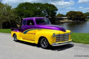 1952 Chevrolet Other Pickups Custom Show