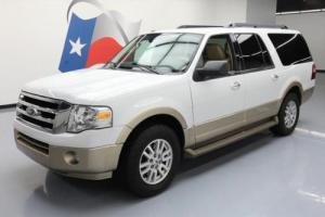 2011 Ford Expedition EL XLT SUNROOF NAV LEATHER
