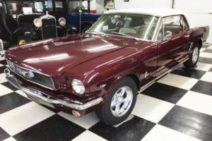 1966 Ford Mustang CONVERTIBLE Photo